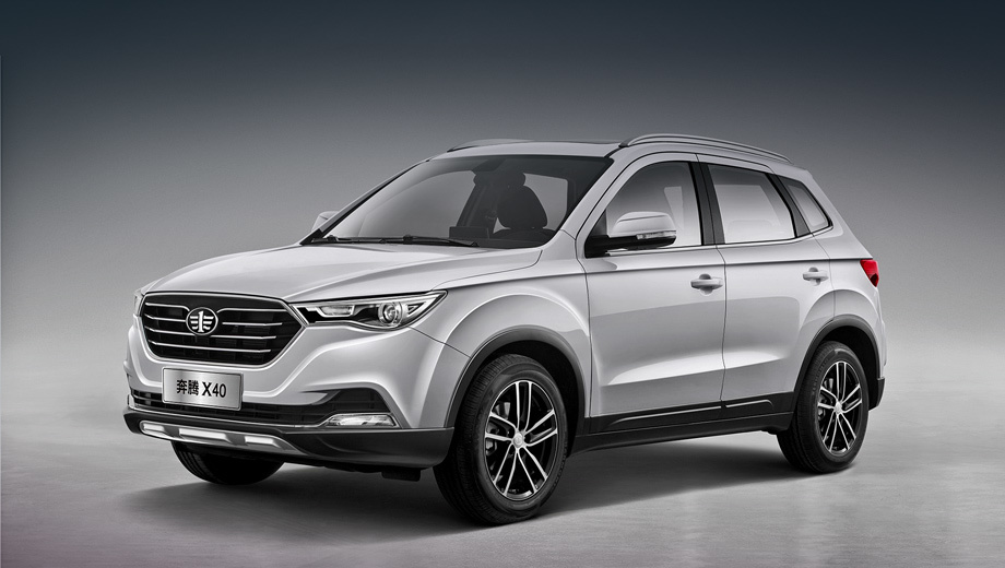 Faw besturn x40,Faw x40. В Китае сейчас предлагается точно такой же Besturn X40, хотя продажи начались весной 2017 года. Силовой агрегат в КНР аналогичный, но мотор выдаёт 114 сил. Цены — от 66 800 до 96 800 юаней (610 600–885 200 рублей). За 2018-й реализовано 56 440 машин (-14 061). Негусто.