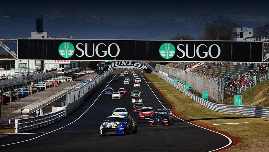 Toyota corolla sport. Первые боевые испытания нового мотора пройдут в рамках серии Super Taikyu 2021, а именно на 24-часовой гонке NAPAC Fuji Super TEC, которая состоится 21–23 мая.