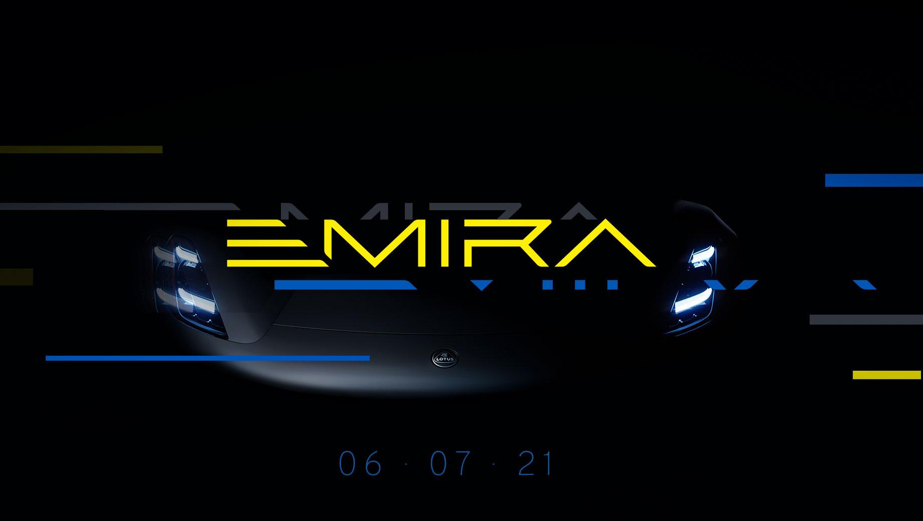 Lotus emira. Имя Emira будто бы переводится с древних языков как «командир» и «лидер» (названия на букву «E» носят, например, Evora, Elise и Exige). Дизайн новичка «вдохновлён» гиперкаром Lotus Evija.