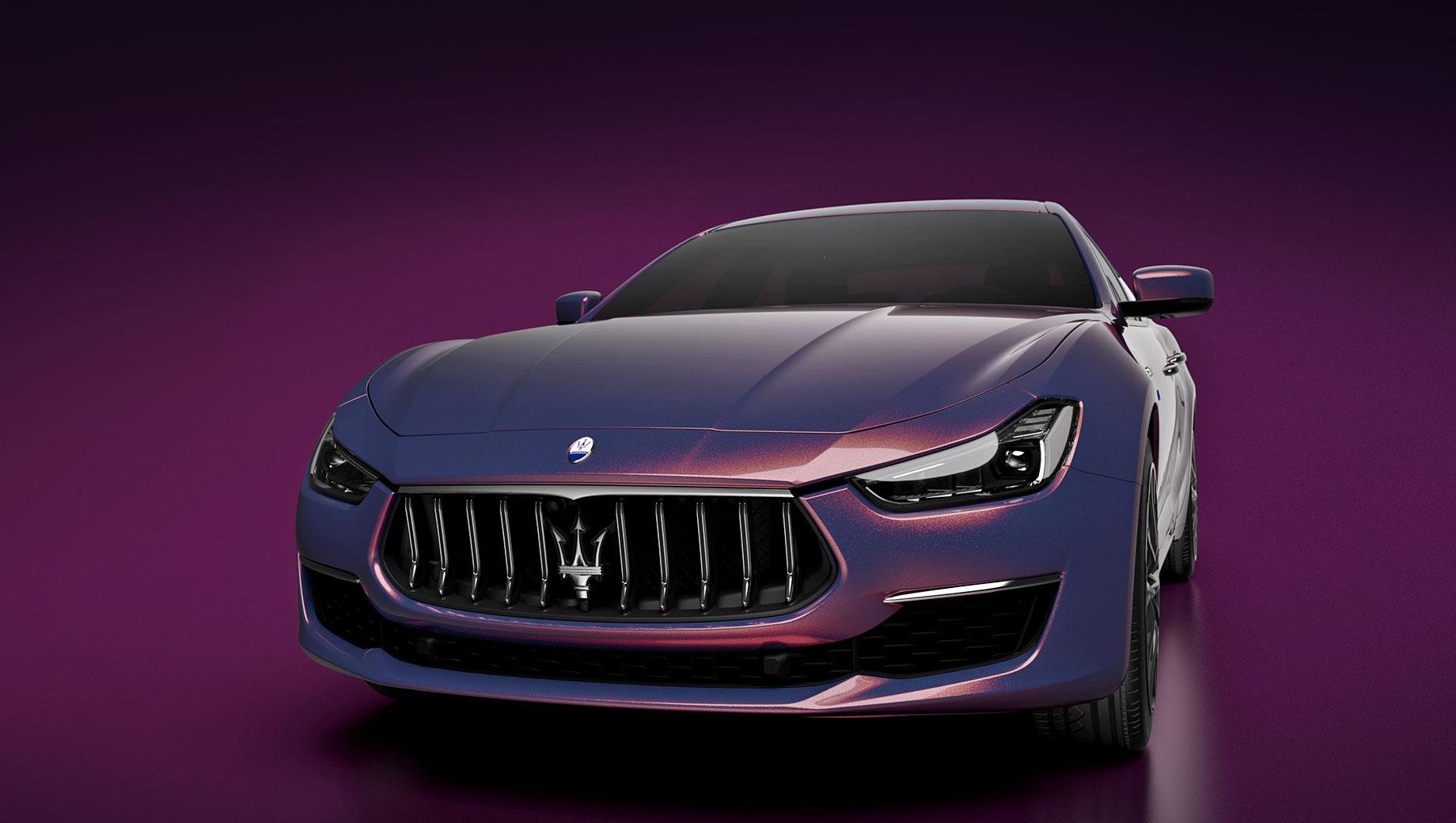 Maserati ghibli,Maserati ghibli hybrid. Умеренный гибрид Maserati Ghibli выдаёт в Китае те же 330 л.с., 450 Н•м, что и в Италии. Заднеприводный седан разменивает сотню за 5,7 с и достигает максималки в 255 км/ч. Цены в КНР начинаются с 729 200 юаней (8,36 млн рублей).