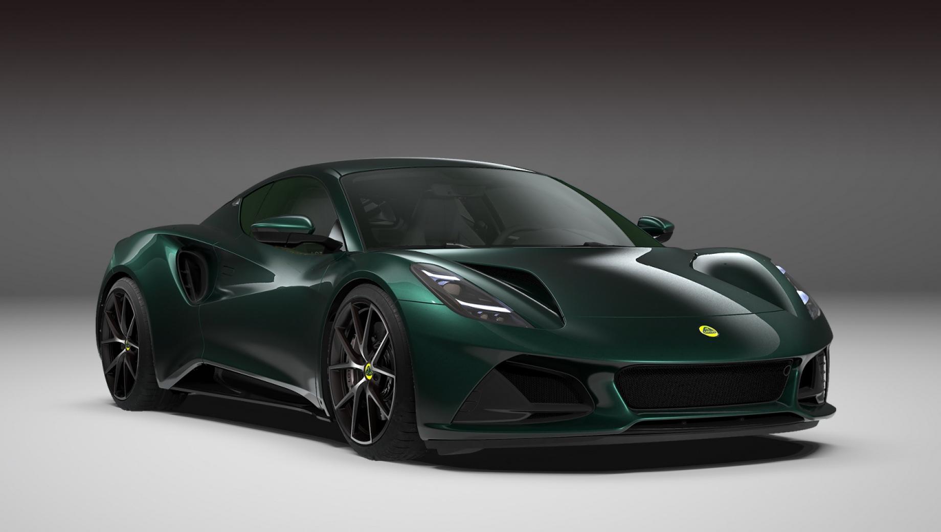 Lotus emira. Компания объявила прайс-лист для Европы и домашнего британского рынка, пообещав выставить ценники на других больших рынках (Китай, США) через несколько недель.